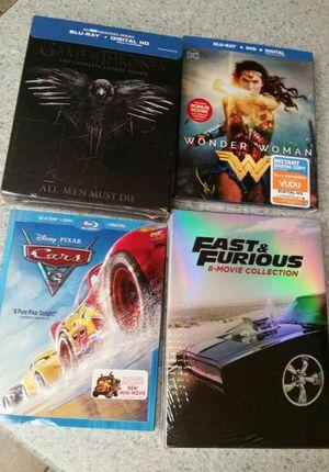 DVD'S!