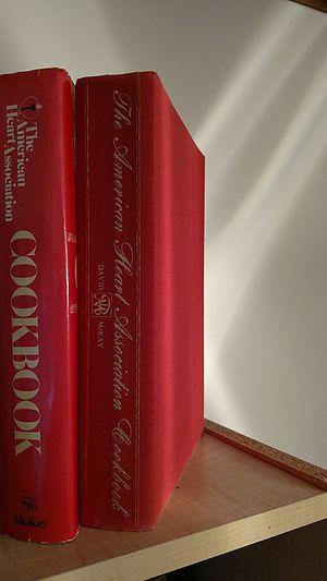 1974 AHA cookbook