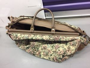American flyer women's travel bag or oversized purse