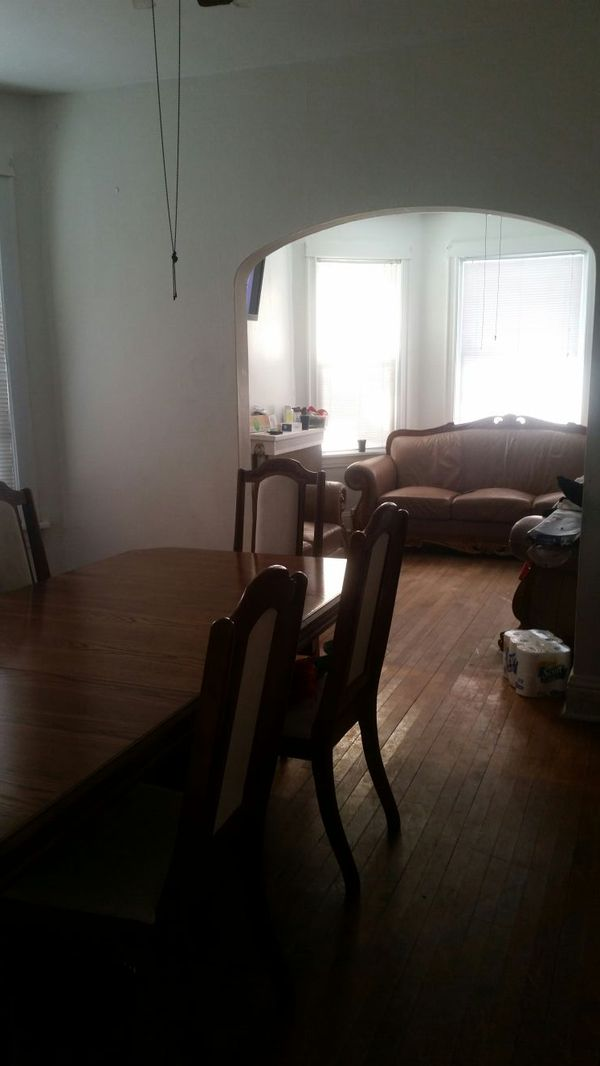 dining room table no chairs furniture in chicago il offerup