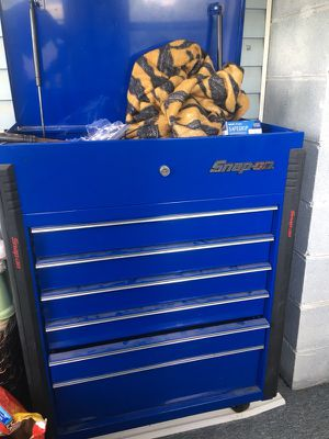 Snap on toolbox 900obo must sell asap