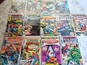 Comic Book Lot - Spiderman