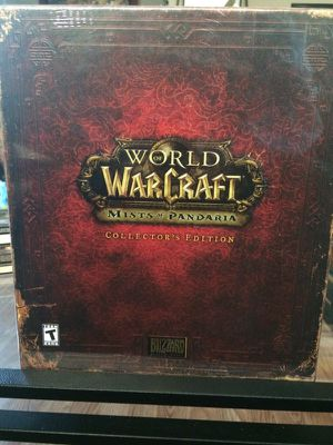 World of Warcraft --Collectors Edition