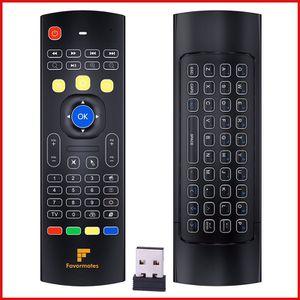 WIRELESS KEYBOARD + Air REMOTE + MOUSE