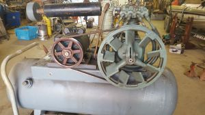 Air compressor large commercial