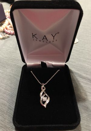 brand new necklace from Kay's