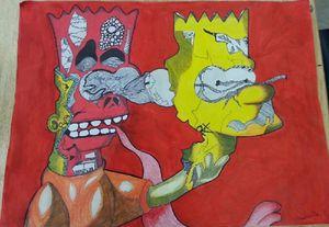 Twisted Bart