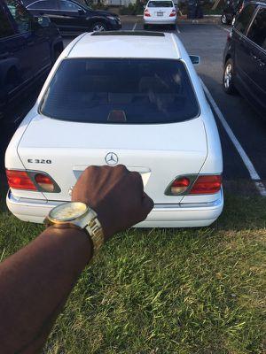 1997 Mercedes Benz E320