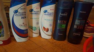 Mens hair/body wash
