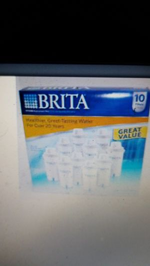 Brita pitcher replacement