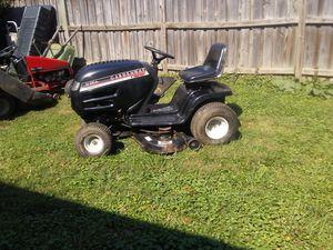 21 horsepower, 42 inch grass cut. Troy-Bilt Garden Way Lawn Tractor