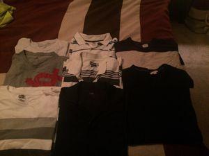 Men's XL Shirts/Sweaters