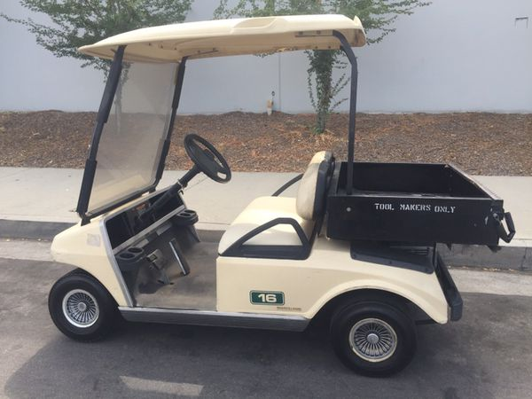 Club car golf cart 2 seater with charger campers rvs in los club car golf cart 2 seater with charger sciox Choice Image