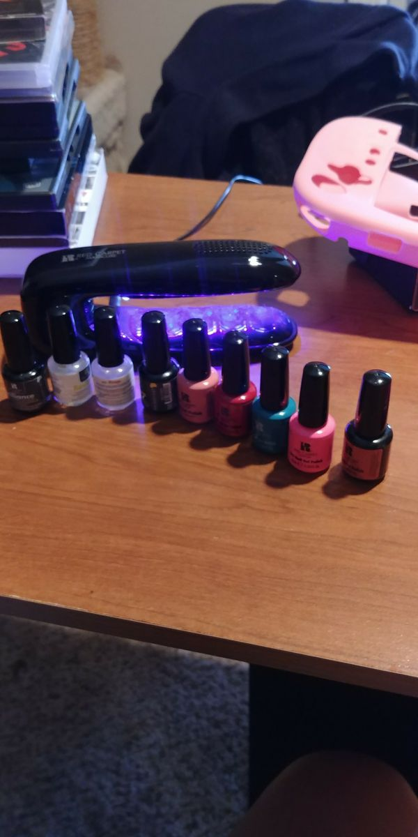 New gel nails set! (Beauty & Health) in Monroe, MI - OfferUp