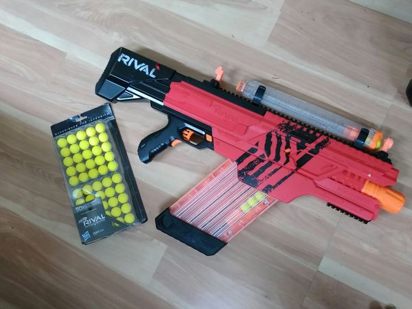 Rival electronic MXVI-4000 Nerf gun