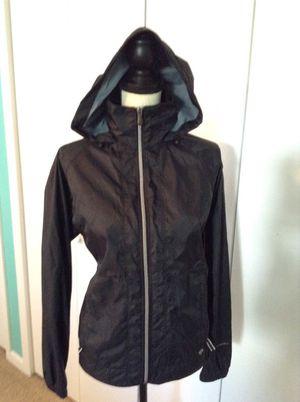 Ladies black columbia jacket