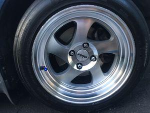4x100 wheels