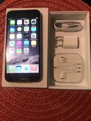 iPhone 6 16 G new