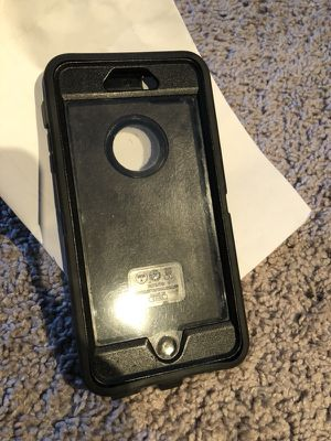 Otter Box waterproof case for iPhone