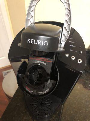 Keurig coffee maker.