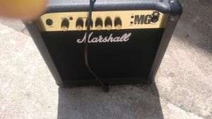 Marshall m 15 amp