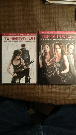Terminator: The Sarah Connor Chronicles Complete Series DVD Sets