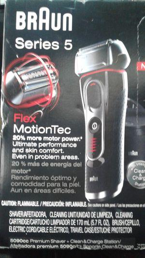 Brauns series 5 5090cc electric razor