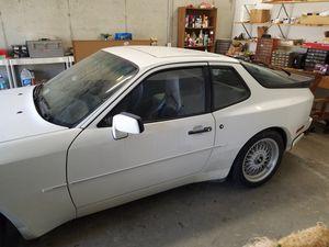 1986 Porsche 944 turbo original owner