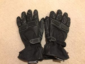 Used, Motorcycle gloves for sale  Wichita, KS