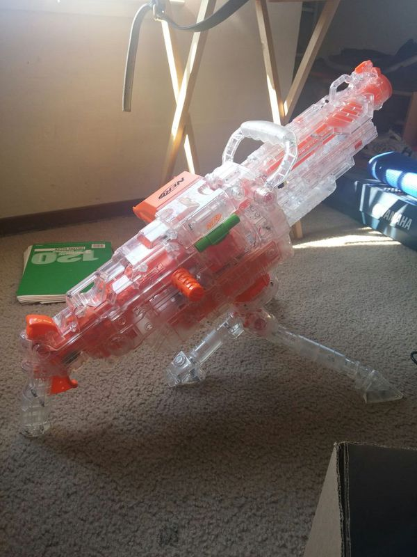 Nerf Gun: Vulcan Target Special Limited Edition (Games & Toys) in Fremont,  CA