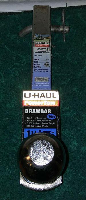 U-Haul Powertow Drawbar