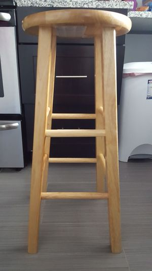 "4 legged Barstool 29"" high"
