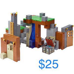 Minecraft Survival Mode Playset