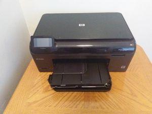 HP photo smart plus prints scans and copys