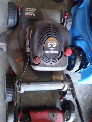 Craftsman mower self-propelled