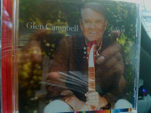 "Glen Campbell's ""Adios"""