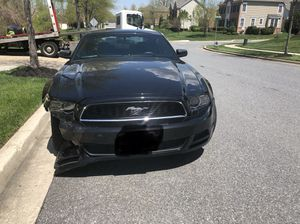 2014 Ford Mustang. 70,000 miles