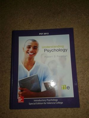 Valencia psychology required textbook
