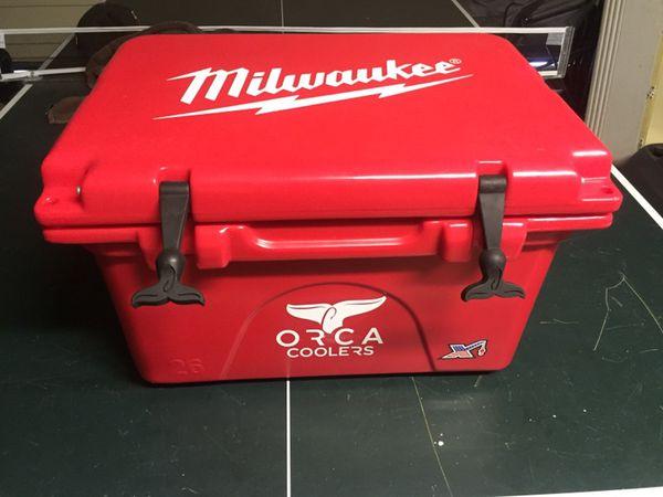 Orca 26qt Cooler Milwaukee General In Santee Ca Offerup
