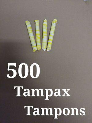 500 Regular Tampons