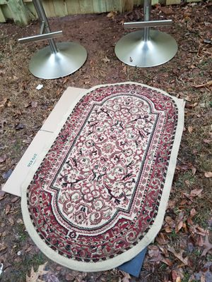 Oval Turkish Rug