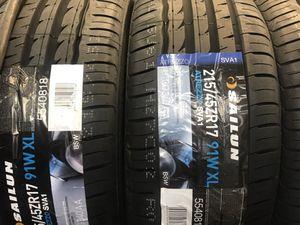 2154517 new tires set