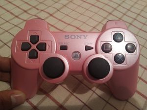 Rare ps3 pink controller like new