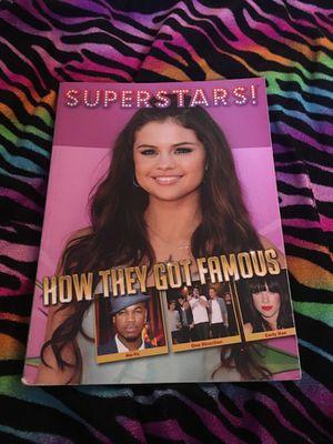Superstars famous book