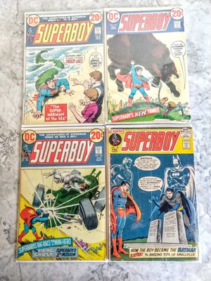 Comic Book Lot - Superboy