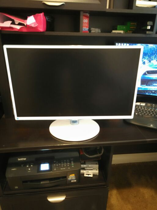 samsung 27 inch monitor. samsung 27-inch led monitor s27d360h 1080p hd like new quick sale 27 inch