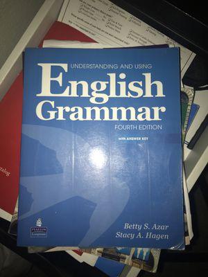 [w/answer key] English fourth edition esl book