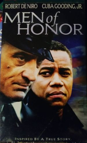 """Men of Honor """"VCR/VHS Movie"""""""