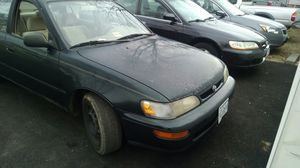96 Toyota Corolla best offer