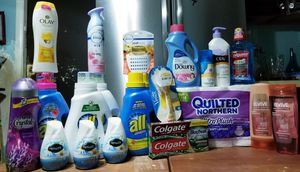 Household and Personal Care Items